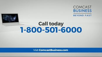 Comcast Business TV Spot, 'Power All Your Devices' - Thumbnail 7