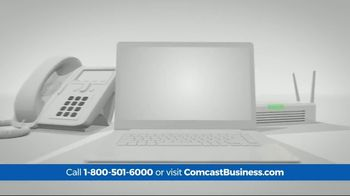 Comcast Business TV Spot, 'Power All Your Devices' - Thumbnail 4