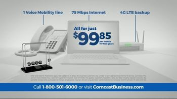 Comcast Business TV Spot, 'Power All Your Devices' - Thumbnail 6
