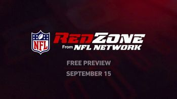Sling TV Spot, 'NFL Red Zone Preview Week 2' Featuring Scott Hanson - Thumbnail 7