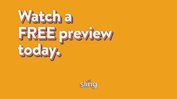 Sling TV Spot, 'NFL Red Zone Preview Week 2' Featuring Scott Hanson - Thumbnail 9