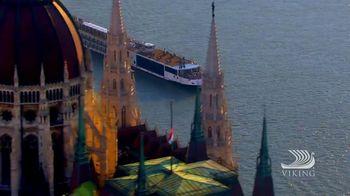 Viking Cruises Anniversary Sale TV Spot, 'The Heart of Historic Europe'