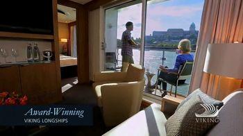 Viking Cruises Anniversary Sale TV Spot, 'Europe River' - Thumbnail 4