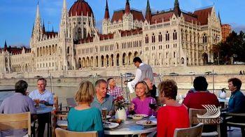 Viking Cruises Anniversary Sale TV Spot, 'Europe River' - Thumbnail 5