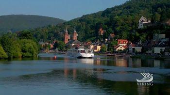 Viking Cruises Anniversary Sale TV Spot, 'Europe River' - Thumbnail 8
