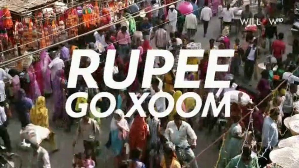 Xoom TV Commercial, 'Send Money Abroad Quickly at Amazing Rates'