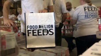 Food Lion Feeds TV Spot, 'Ending Hunger in Our Community' - Thumbnail 1