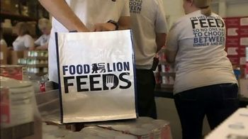Food Lion Feeds TV Spot, 'Ending Hunger in Our Community' - Thumbnail 2