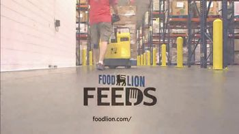 Food Lion Feeds TV Spot, 'Ending Hunger in Our Community' - Thumbnail 8