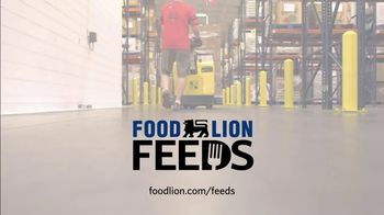 Food Lion Feeds TV Spot, 'Ending Hunger in Our Community' - Thumbnail 9