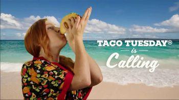 Taco John's Taco Tuesday TV Spot, 'Taco Conch'