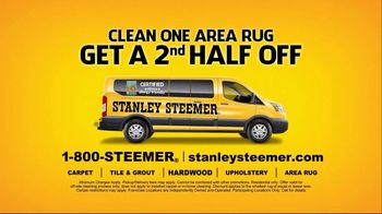 Stanley Steemer TV Spot, 'Area Rug Stories' - Thumbnail 9