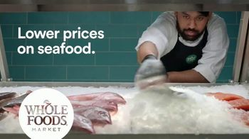 Whole Foods Market TV Spot, 'Seafood Prices' - Thumbnail 8