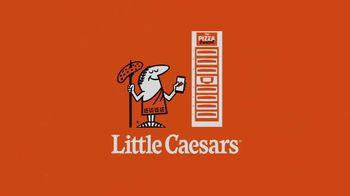 Little Caesars HOT-N-READY Quattro Pizza TV Spot, '4-in-1' - Thumbnail 9