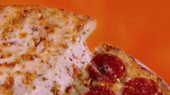 Little Caesars HOT-N-READY Quattro Pizza TV Spot, '4-in-1' - Thumbnail 4