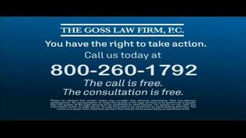 The Goss Law Firm P.C. TV Spot, 'Glyphosate & Roundup' - Thumbnail 3