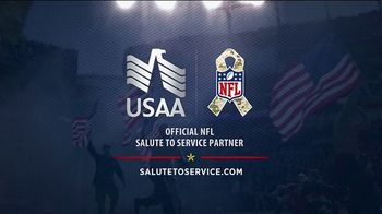 USAA TV Spot, 'Salute to Service Boot Camp' Featuring Jordy Nelson and Brian Urlacher - Thumbnail 7
