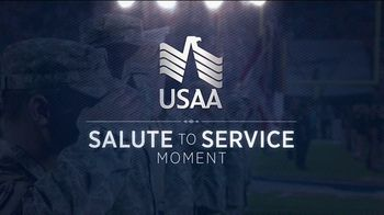 USAA TV Spot, 'Salute to Service Boot Camp' Featuring Jordy Nelson and Brian Urlacher - Thumbnail 1