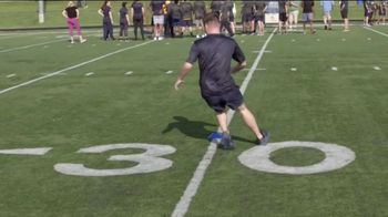 USAA TV Spot, 'Salute to Service Boot Camp' Featuring Jordy Nelson and Brian Urlacher - Thumbnail 4