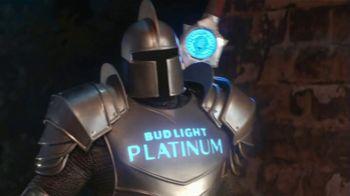 Bud Light Platinum TV Spot, 'Bud Knight Platinum' - Thumbnail 8