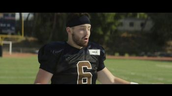 Hulu TV Spot, 'Baker Mayfield's Hulu Has Live Sports Audible' - Thumbnail 4
