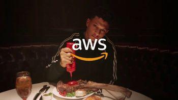 Amazon Web Services TV Spot, 'Patrick Mahomes Is Hungry' - Thumbnail 10
