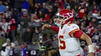 Amazon Web Services TV Spot, 'Patrick Mahomes Is Hungry' - Thumbnail 8