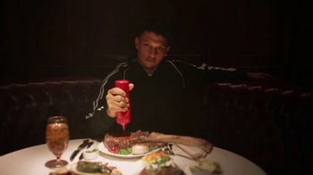 Patrick Mahomes Is Hungry