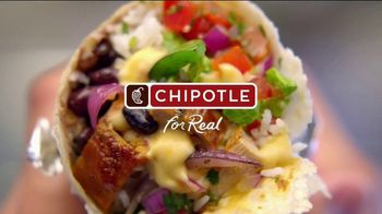 Chipotle Mexican Grill TV Spot, 'Carson: Real Meat' - Thumbnail 4