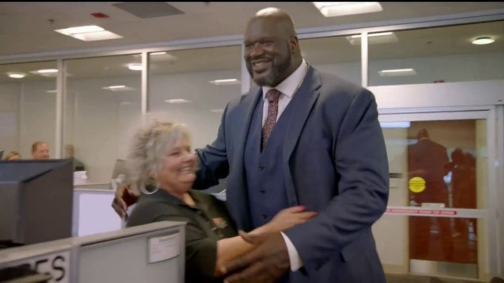 Papa John's TV Commercial, 'Better Day in the Boardroom' Featuring Shaquille O'Neal