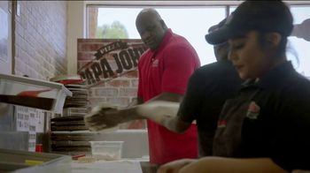 Papa John's TV Spot, 'Better Day in the Boardroom' Featuring Shaquille O'Neal - Thumbnail 6
