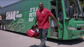 Papa John's TV Spot, 'Better Day in the Boardroom' Featuring Shaquille O'Neal - Thumbnail 8