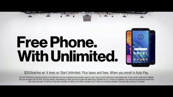 Verizon TV Spot, 'Mix & Match 2.0: Free Phone With Unlimited' - Thumbnail 10