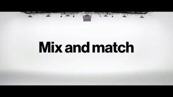 Verizon TV Spot, 'Mix & Match 2.0: Free Phone With Unlimited' - Thumbnail 5
