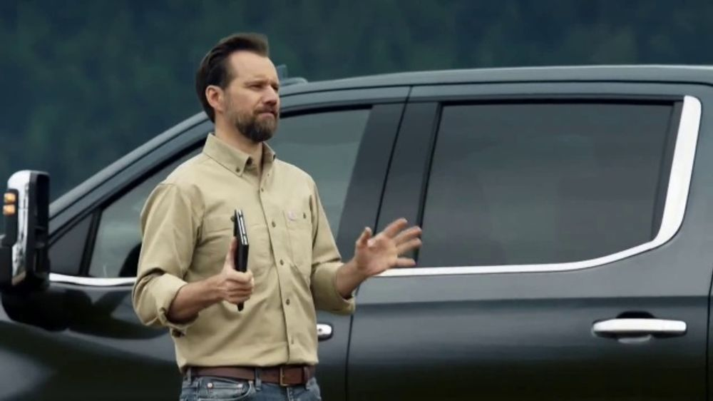 2020 Chevrolet Silverado TV Commercial, 'Invisible Trailer ...