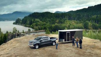 2020 Chevrolet Silverado TV Spot, 'Invisible Trailer' [T1] - Thumbnail 1