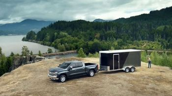 2020 Chevrolet Silverado TV Spot, 'Invisible Trailer' [T1] - Thumbnail 10