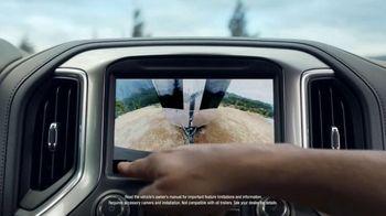 2020 Chevrolet Silverado TV Spot, 'Invisible Trailer' [T1] - Thumbnail 7