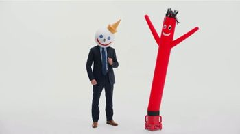 Jack in the Box Really Big Chicken Sandwich Combo TV Spot, 'Tickle My Elbow: Prices' - Thumbnail 7
