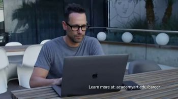 Academy of Art University TV Spot, 'Jason Sperling' - 1 commercial airings