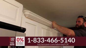 Kitchen Saver Labor Day Savings TV Spot, 'Stop Laboring' - Thumbnail 5