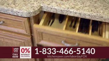 Kitchen Saver Labor Day Savings TV Spot, 'Stop Laboring' - Thumbnail 7