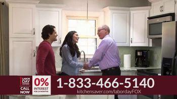 Kitchen Saver Labor Day Savings TV Spot, 'Stop Laboring' - Thumbnail 9