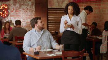 Credit One Bank Platinum Card TV Spot, 'TMI at the Restaurant'