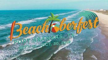 Visit Port Aransas Beachtoberfest TV Spot, 'Come Back to Island Life' - Thumbnail 6