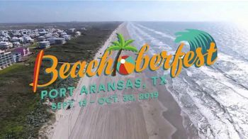 Visit Port Aransas Beachtoberfest TV Spot, 'Come Back to Island Life' - Thumbnail 1
