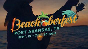 Visit Port Aransas Beachtoberfest TV Spot, 'Come Back to Island Life' - Thumbnail 3