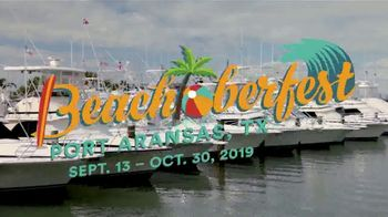 Visit Port Aransas Beachtoberfest TV Spot, 'Come Back to Island Life' - Thumbnail 5