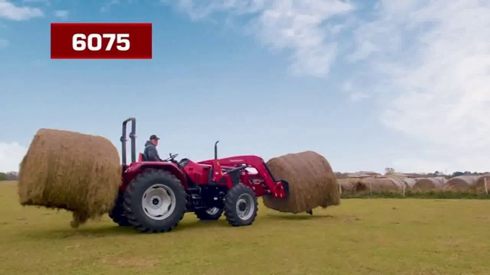 Mahindra TV Commercial, 'More for Your Money: Zero Percent APR 72 Months'