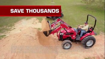 Mahindra TV Spot, 'More for Your Money: Zero Percent APR 72 Months' - Thumbnail 3